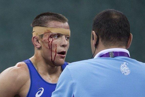 Топ 10  b спортивных побед  b    Саранска    Артем Сурков