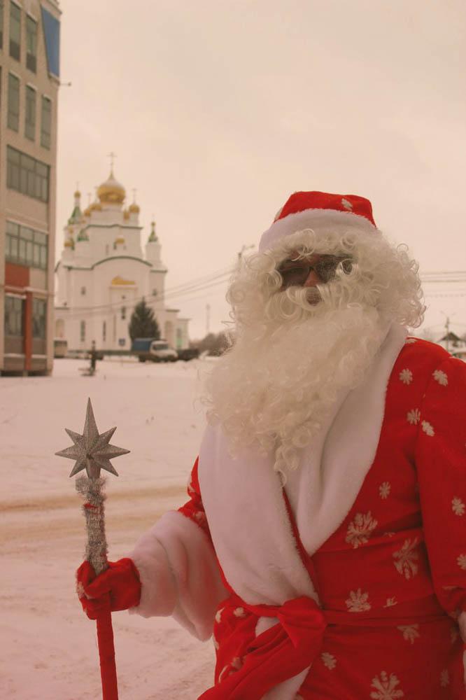 Дед Мороз Евгений Миронов