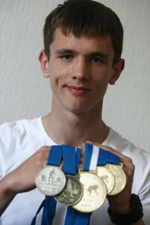 Топ 10  b спортивных побед  b    Саранска    Сергей Чижиков -