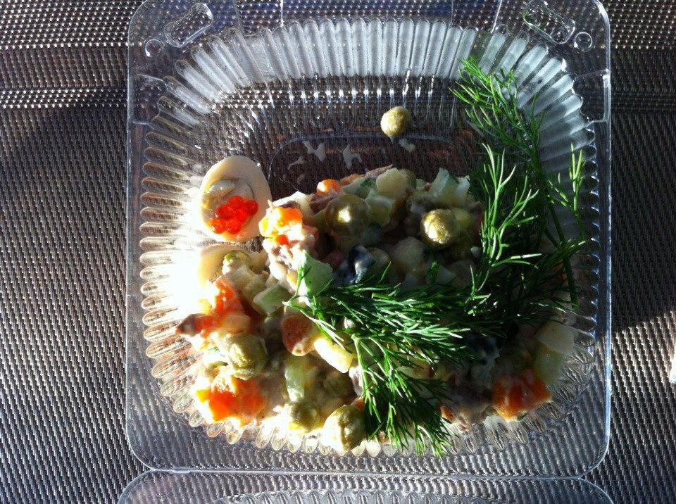 Праздник к nbsp нам приходит     где nbsp съесть  b лучший оливье  b  в nbsp городе FoxDjCafe